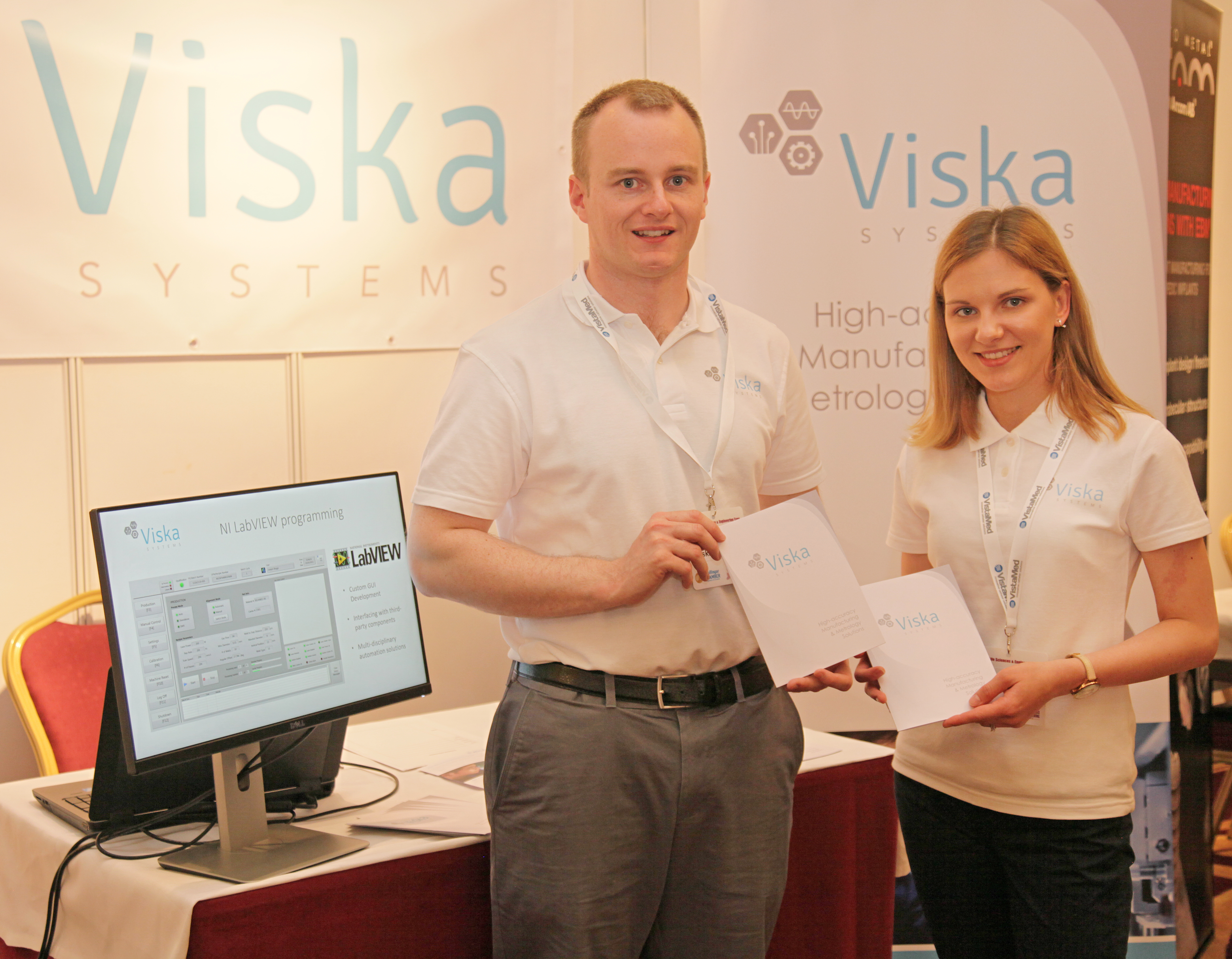 Viska Systems at the Life Science & Engineering Expo 2016