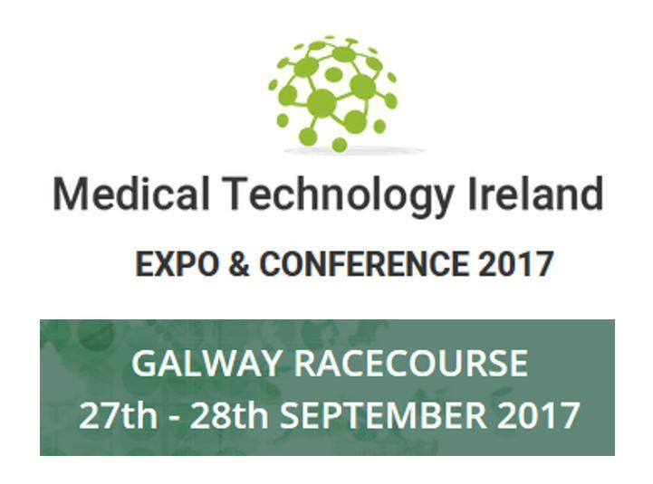 Viska Systems will be exhibiting at Stand 119 at Medical Technology Ireland, Galway Racecourse, 27-28th Sept 2017.